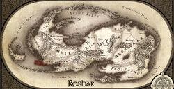 Roshar - Steen