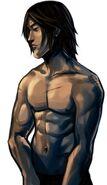 Kaladin torso exm