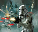 Dying Stormtroopers