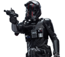 First Order Special Forces T.I.E. Pilot