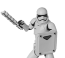 First Order Riot Control Stormtrooper