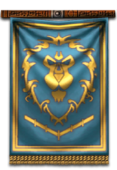 Stormwind House of Nobles Banner
