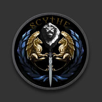 Scythe emblem