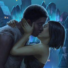 Kissing Cinder