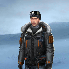 Male MC and the Survivalist Gear