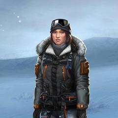 Female MC and the Survivalist Gear