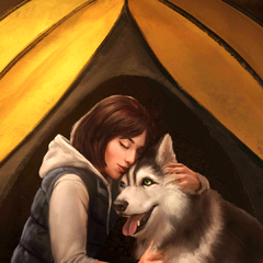 A version of MC and the Dog bonding