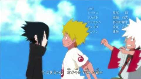Naruto shippuuden ending 12 boy version Full