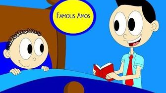 Famous Amos - Amos' Bedtime Story