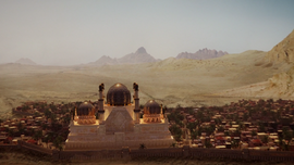 Capital of Agrabah