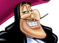 Portal Captain Hook (Villain)