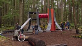 Storybrooke Forest Playground