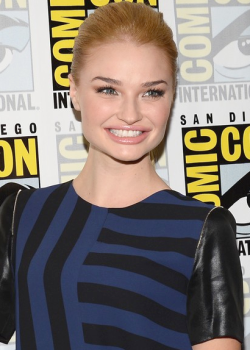 Emma Rigby endeavour