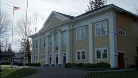 Storybrooke Town Hall