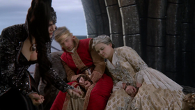 King David Queen Snow Death