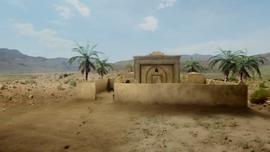 Agrabah Desert Hideout