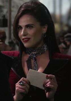 Evil Queen Wish Realm