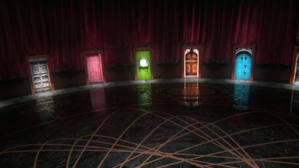 Hall Of Doors Once Upon A Time Wiki Fandom Powered By