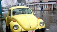 Emmas car 220