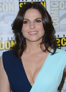 Lana Parrilla body