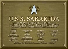 Sakakida-plaque