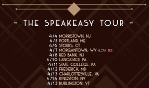 Speakeasy Tour