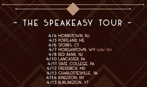 Speakeasy Tour