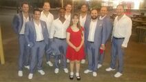 Straight No Chaser with Hannah in Dallas DFT (M&G)