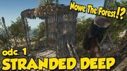 Nowe The Forest!? - Stranded Deep -1 -Let's Play PL-..