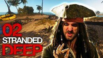 STRANDED DEEP S01E02 - Fluch der Karibik ★ Let's Play Stranded Deep