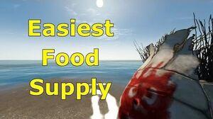 Easiest Food Supply Stranded Deep Tutorials