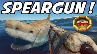 """Stranded Deep S2E14 """"Speargun!"""" (Gameplay Walkthrough 1080p60)"""