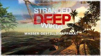 Stranded Deep Wasser-Destillierapparat