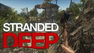 Stranded Deep Gameplay Trailer Breakdown Information - Hardcore Procedurally Generated Survival!