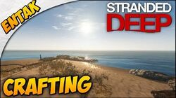 Stranded Deep SURVIVAL GUIDE ➤ How To Craft an Axe, Hammer, Spear & Build A Base, Campfire, & Cook
