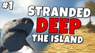 Stranded Deep 1 The Island - Shark Sushi