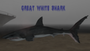 StrandedDeep-Great White Shark