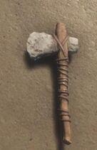 Refined axe