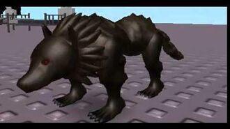 Hellhound Idle Animation