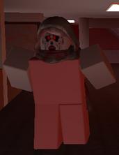A Crimson Zombie