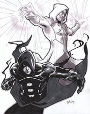 Eclipse & White Knight - turin the forsaken