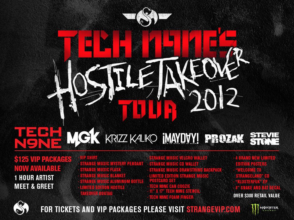 Hostile takeover tour strange music wiki fandom powered by wikia hostile takeover tour aloadofball Gallery