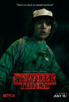 Dustin Poster Staffel 1