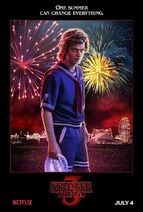 Steve Staffel 3 Poster