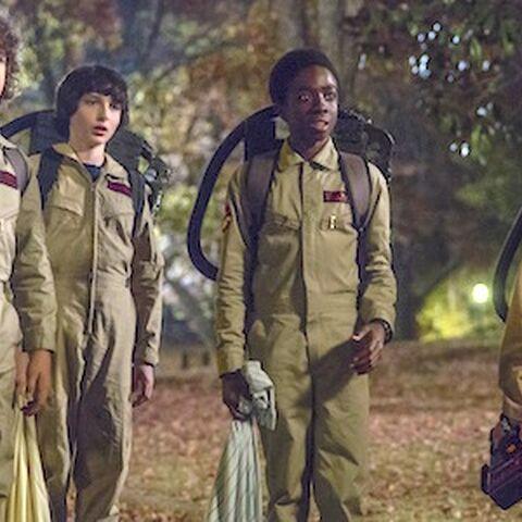 Das perfekte Gruppenkostüm: Die Ghostbusters
