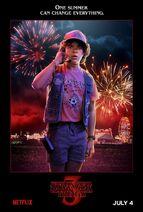 Dustin Poster Staffel 3