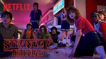 Stranger Things 3 Official Trailer HD Netflix