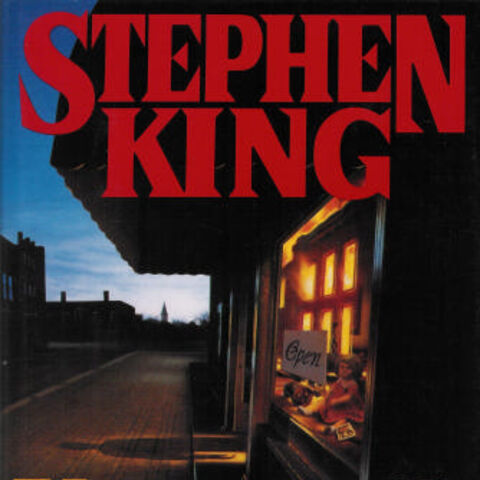 "Buchcover von Stephen Kings ""Needful Things"""