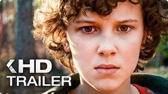 STRANGER THINGS Staffel 2 Finaler Trailer German Deutsch (2017) Netflix