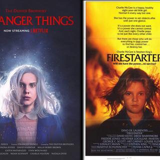 Rechts die Vorlage: Firestarter